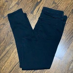 All black jeans